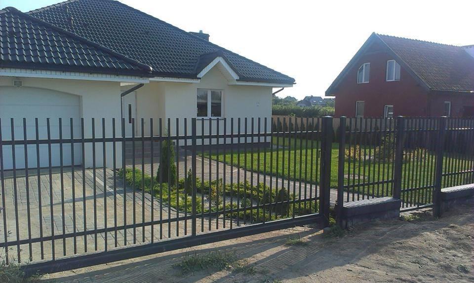 metaloplastyka ogrodzenia